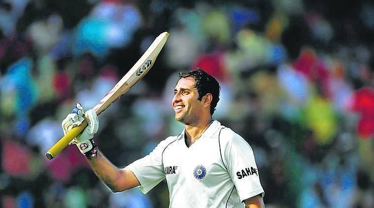 VVS Laxman wore the Indian cap in 134 Test matches