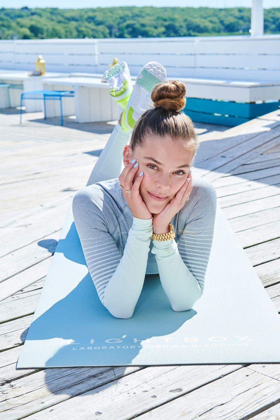 """<p><strong>Who: </strong>Surf Lodge</p><p><strong>What: </strong>Summer wellness series in partnership with Lightbox</p><p><strong>Where:</strong> Surf Lodge hotel in Montauk, New York</p><p><strong>Why: </strong>The Surf Lodge hotel and restaurant are celebrating the return of a true summer with friends with their acclaimed wellness series in partnership with Lightbox Jewelry. Lightbox is a lab-grown diamond company that provides affordable and high-quality jewelry items that will last you a lifetime, through swims, workouts, and travel. The hotel will host celebrity fitness instructors throughout the summer, including Nina Adgal (pictured), and panels on mental health and well-being. A curation of Lightbox jewelry is on site at the hotel throughout the summer, and additionally, a selection of artists including fashion industry veteran Rajni Jacques have also been invited to display artworks and customize surfboards available for purchase. </p><p><a class=""""link rapid-noclick-resp"""" href=""""https://go.redirectingat.com?id=74968X1596630&url=https%3A%2F%2Flightboxjewelry.com%2Fpages%2Fthe-surf-lodge&sref=https%3A%2F%2Fwww.elle.com%2Ffashion%2Fshopping%2Fg36905733%2Fthe-launch-julys-hottest-fashion-drops%2F"""" rel=""""nofollow noopener"""" target=""""_blank"""" data-ylk=""""slk:VIEW MORE"""">VIEW MORE</a></p>"""
