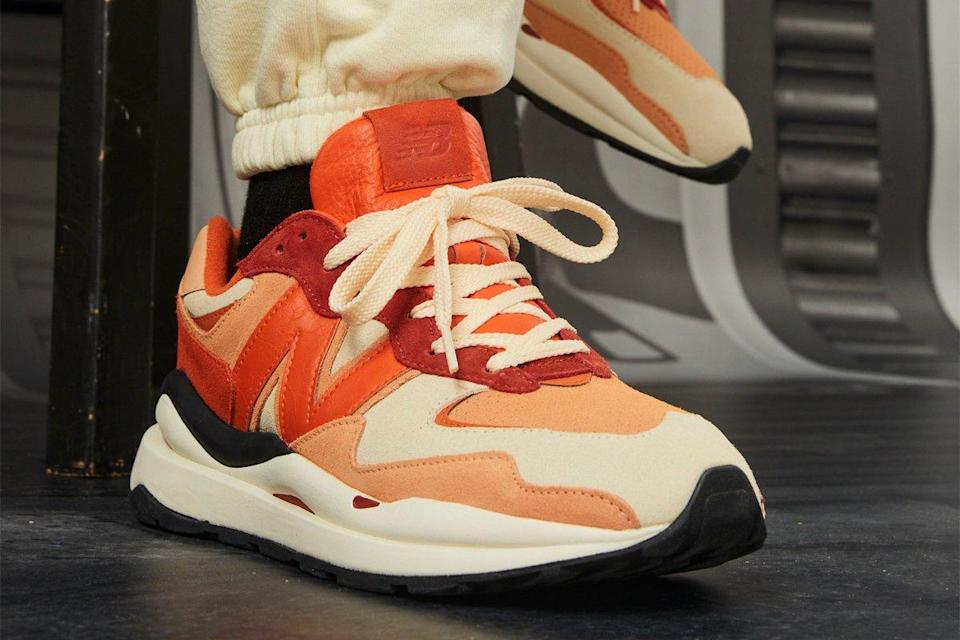 """The Concepts x New Balance 57/40 """"Headin' Home"""" collab. - Credit: Courtesy of Concepts"""