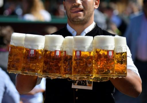 The Oktoberfest beer festival in Munich has become a cultural touchstone in Germany