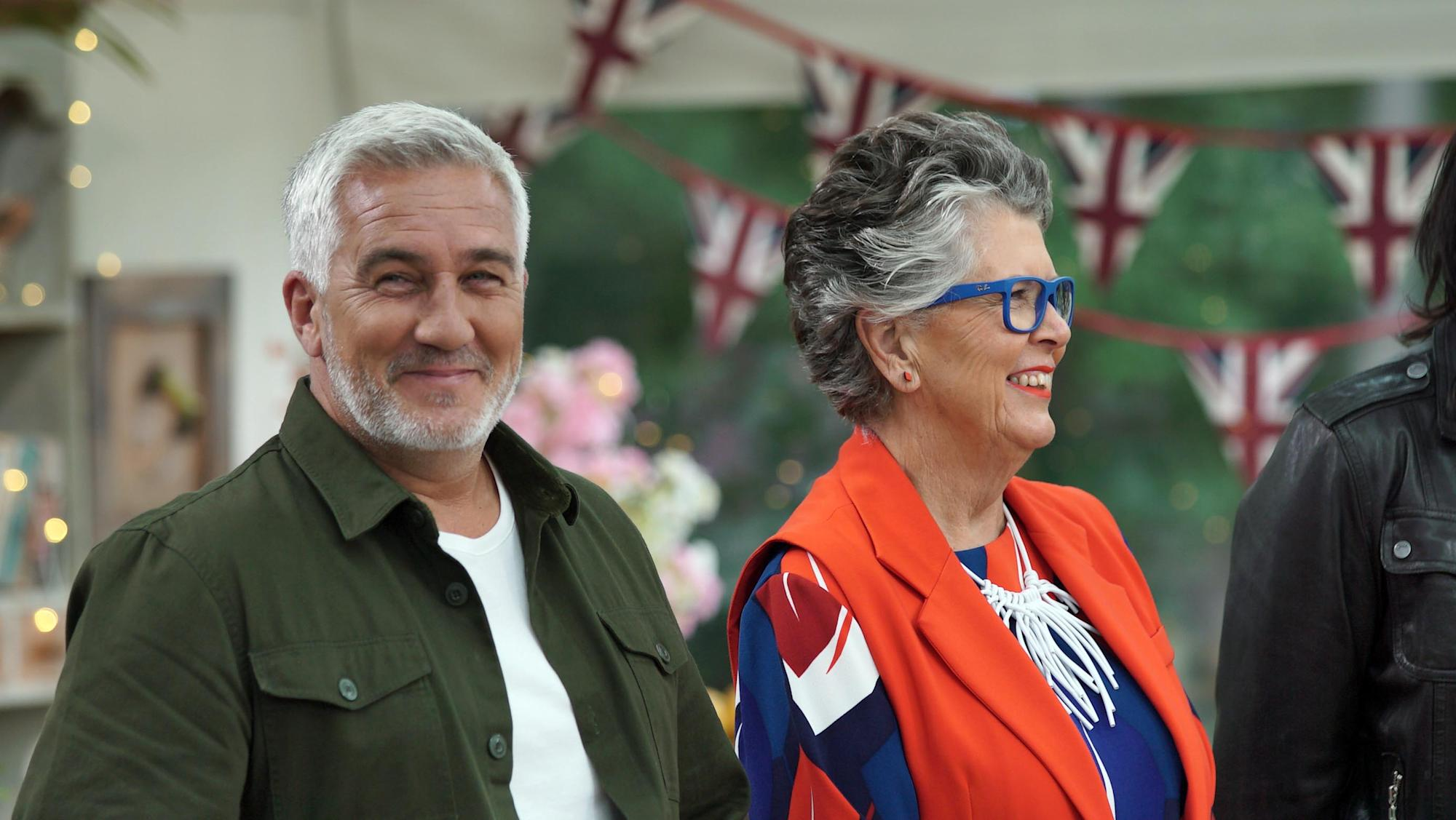 'This is what Bake Off's all about': Bread king Paul Hollywood has never tasted anything like contestant's loaf