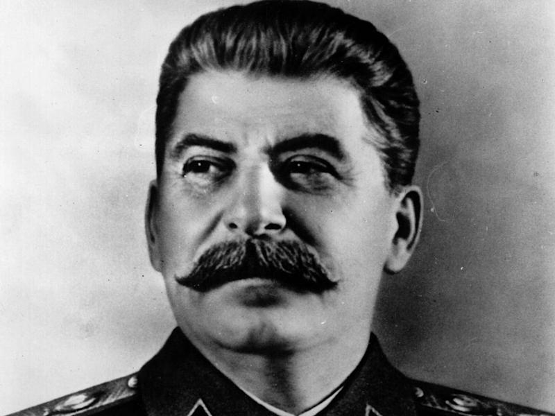 Joseph Stalin's attempts to spread disinformation about the discovery of Hitler's remains may have helped fuel conspiracy theories that the Führer escaped from his bunker (Getty)