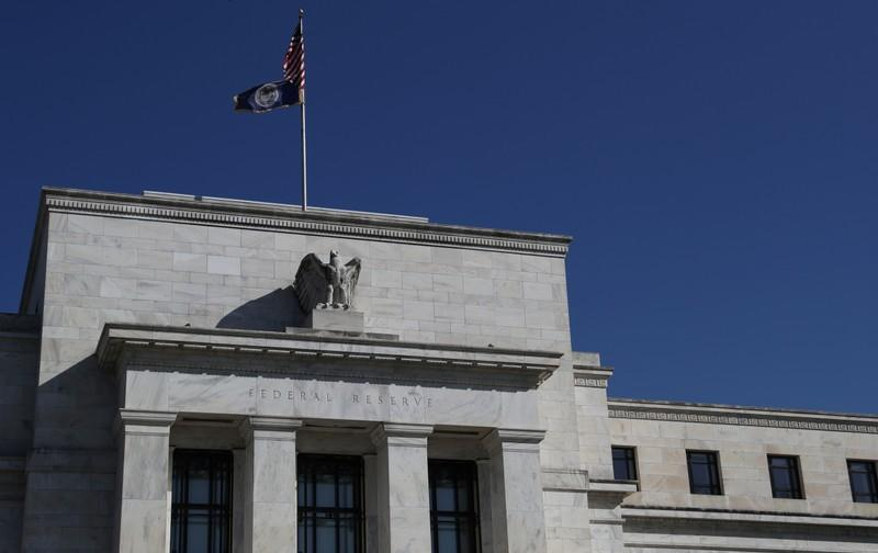 Fed says U.S. financial system resilient; flags low rates, 'stablecoin' as risks