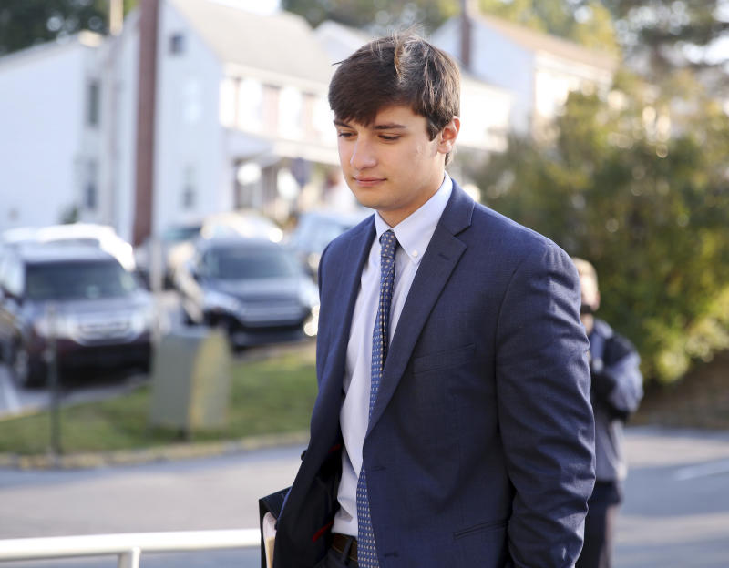 12 Penn State Fraternity Members Will Stand Trial in Hazing-Related Death
