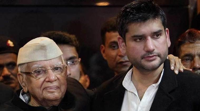 rohit shekhar dead, rohit shekhar, ND Tiwari son dead, ND Tiwari son murdered, rohit shekhar autopsy, Rohit shekhar ND Tiwari, who was rohit shekhar, India news, Indian express