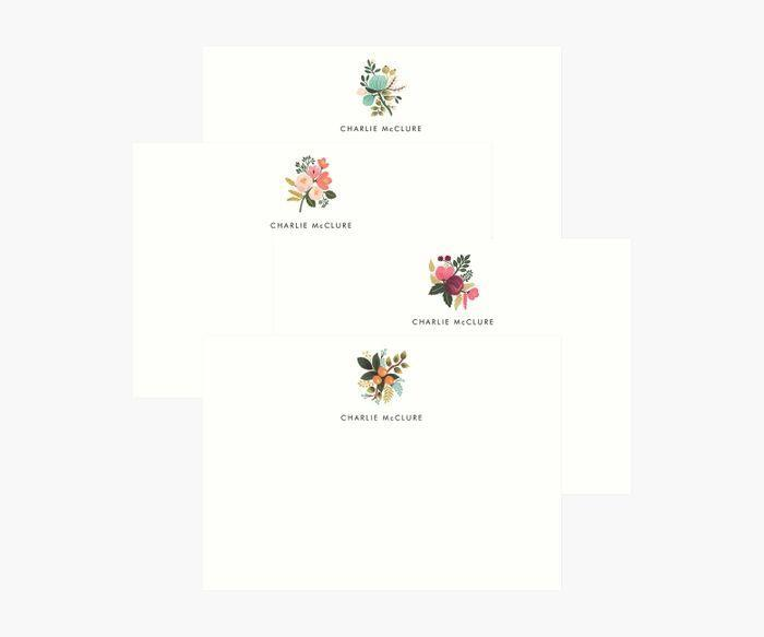 """<p><strong>Personalized Flat Notes</strong></p><p>riflepaperco.com</p><p><a href=""""https://go.redirectingat.com?id=74968X1596630&url=https%3A%2F%2Friflepaperco.com%2Fmotif-personalized-flat-notes-botanical-assorted&sref=https%3A%2F%2Fwww.veranda.com%2Fluxury-lifestyle%2Fg36531021%2Fmemorial-day-sales-2021%2F"""" rel=""""nofollow noopener"""" target=""""_blank"""" data-ylk=""""slk:Shop Now"""" class=""""link rapid-noclick-resp"""">Shop Now</a></p><p>Stock up on your favorite paper goods. colorful art prints, desk accessories and more this weekend as you prepare to return to the office or are looking to bring some vibrancy to your WFH space. Rifle Paper Co. is offering 25 percent off sitewide this weekend (excluding wallpaper) with code: """"BLOOM.""""</p>"""