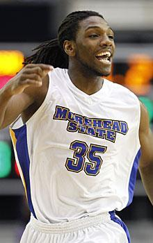 Perhaps the average fan is not familiar with Kenneth Faried and Morehead State, but many will be rooting for them this week