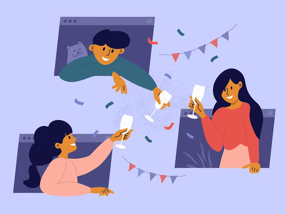 <p>From a boozy night in to a call with colleagues, we have games for every kind of gathering</p> (iStock)
