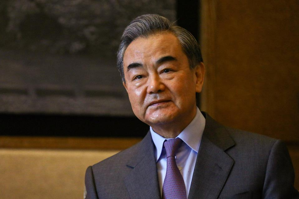 Wang Yi is expected to welcome Southeast Asian foreign ministers to Fujian province. Photo: Reuters