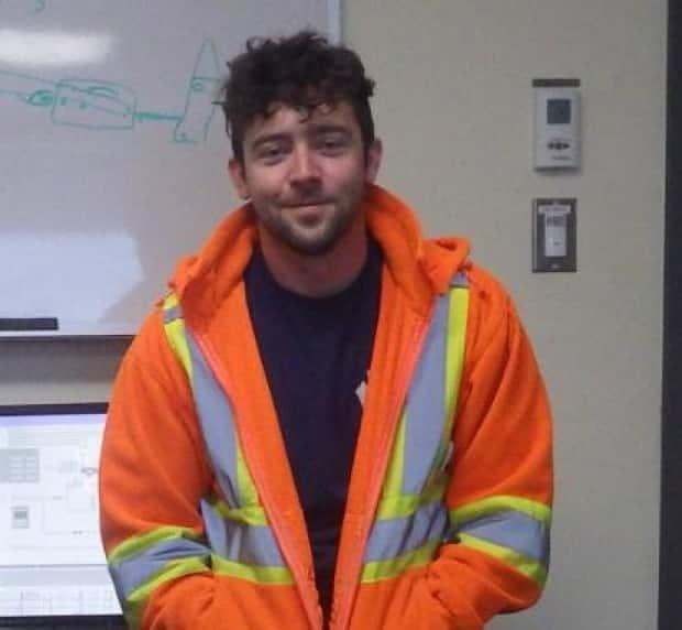 Gregory Thomas works two-week rotations at a diamond mine in northern Quebec.