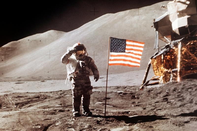 America will put astronauts back on Moon by 2024 'by any means necessary'