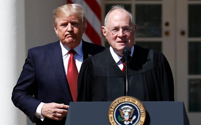 Supreme Court Justice Anthony Kennedy has announced he plans to retire after three decades as a pivotal vote on the highest US judicial body.