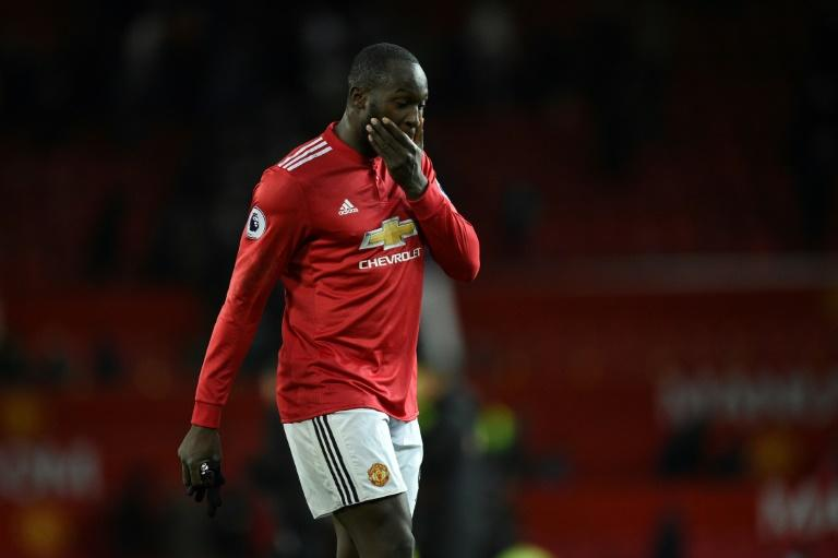 Manchester United striker Romelu Lukaku has looked below par for the past two months, with just three goals in 15 games