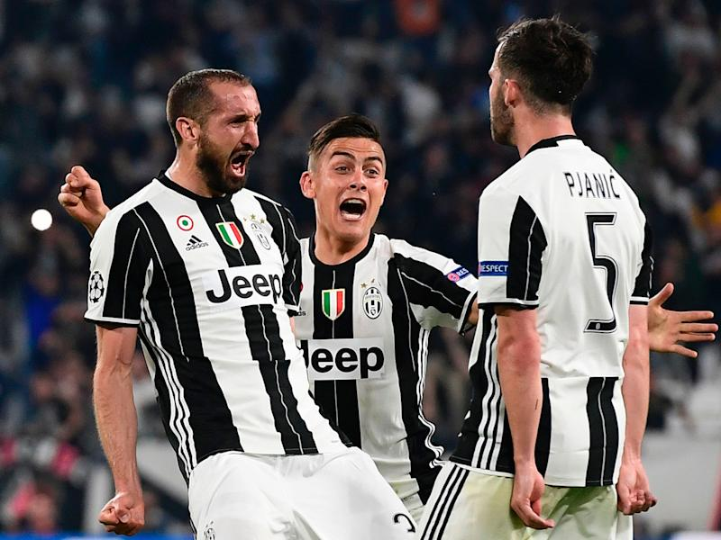 Juventus feel like the competition's future after this resounding win over an underwhelming Barcelona: Getty