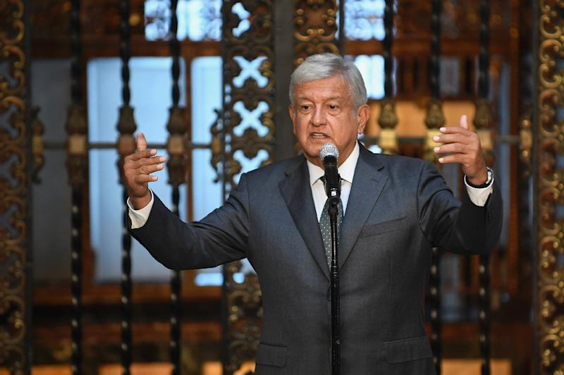 Mexican President-elect Andres Manuel Lopez Obrador has promised sweeping change in a country fed up with drug-related crime and corruption