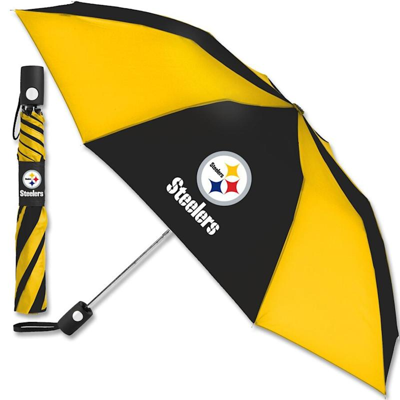 Pittsburgh Steelers 42'' Folding Umbrella