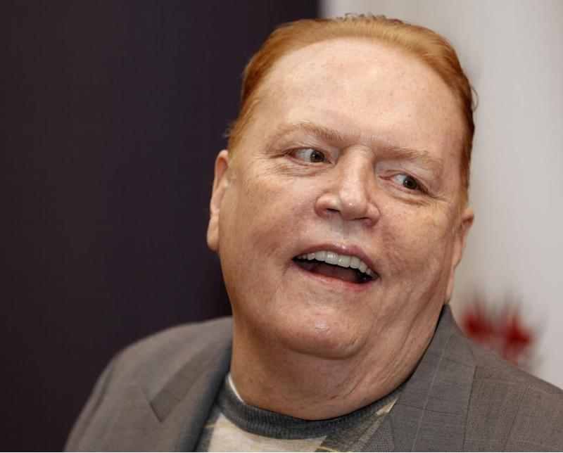 Larry Flynt offers $10 million for information leading to Trump's impeachment