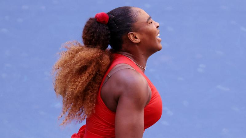 US Open 2020: Serena Williams survives scare from Sloane Stephens