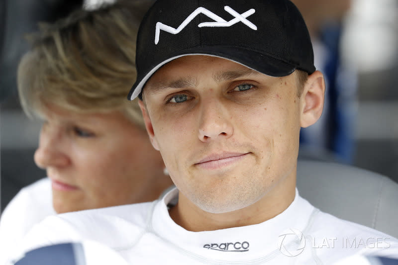 "Max Chilton ?<span class=""copyright"">Michael L. Levitt / Motorsport Images</span>"
