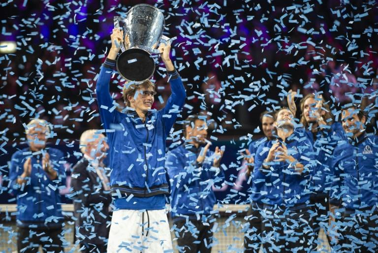 London to host 2022 Laver Cup