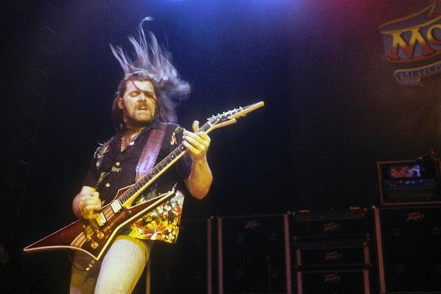 <p>Dave Hlubek was the lead guitarist and founding member of the Southern rock band Molly Hatchet. He died Sept. 3 of a heart attack. He was 66.<br> (Photo: Getty Images) </p>