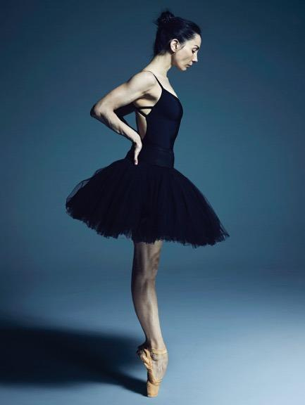 "<p>""Such power and grace, speed and poise. Lyrical and light, she is the most breathtaking dancer. Now the Artistic Director at English National Ballet, her infectious passion and visionary outlook has found a great home."" <i>(Photo: Rick Guest)</i><br></p>"