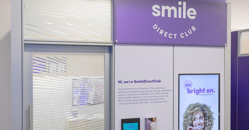 "CVS will open ""hundreds"" of SmileDirectClub SmileShops in its drugstores this year and may open more than 1,000 locations over the next few years."