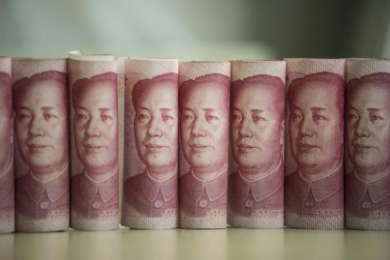 Bank of France currency reserves partly held in Chinese yuan