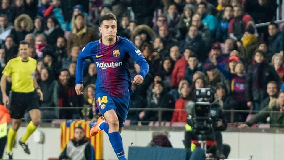 Philippe Coutinho | Power Sport Images/Getty Images