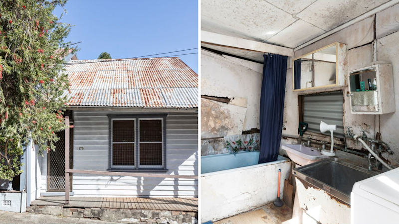 This Newtown house is expected to sell for around $900,000. (Source: realestate.com.au)