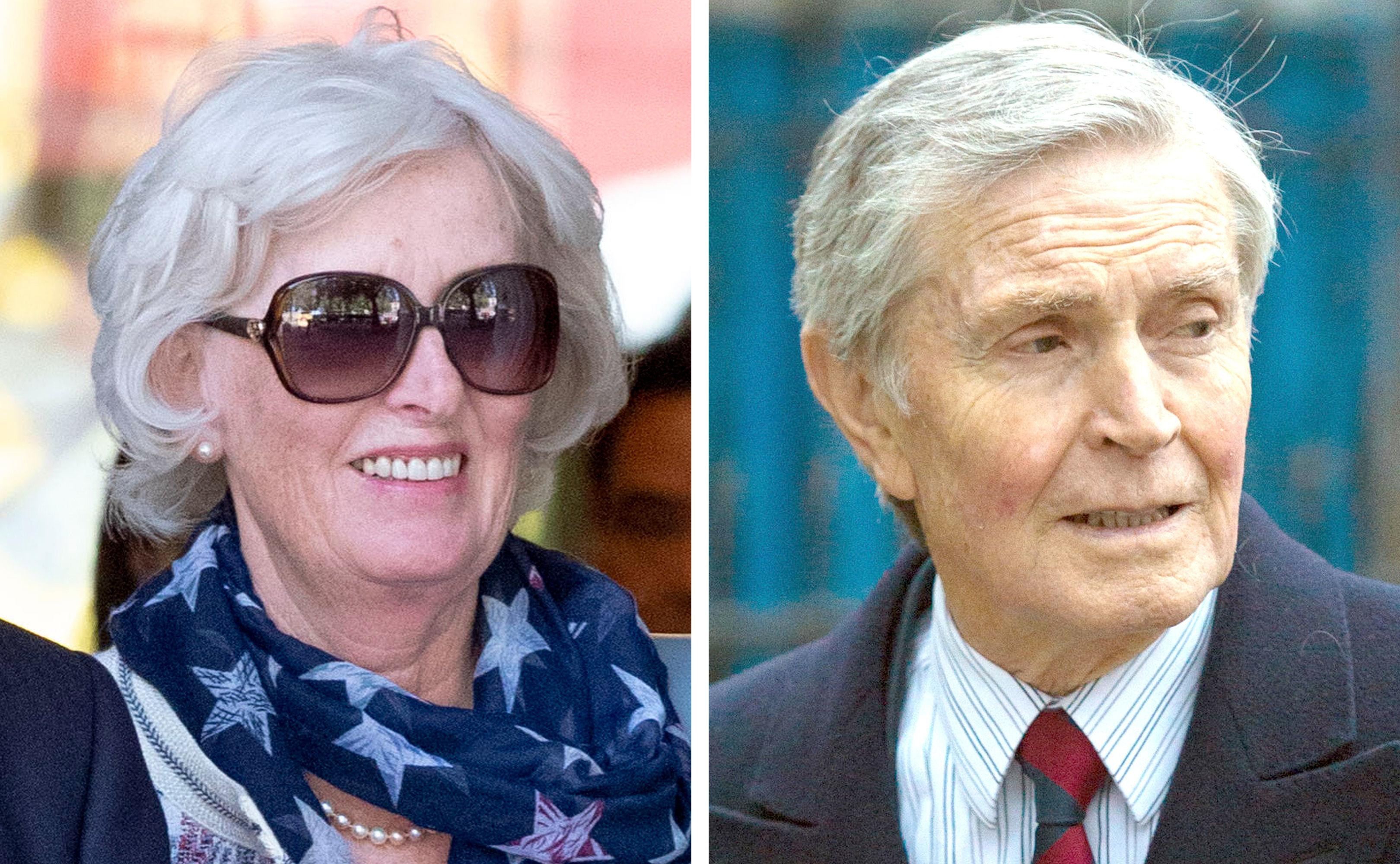 The Supreme Court has ruled that Tini Owens must stay married to Hugh Owens (Picture: PA)