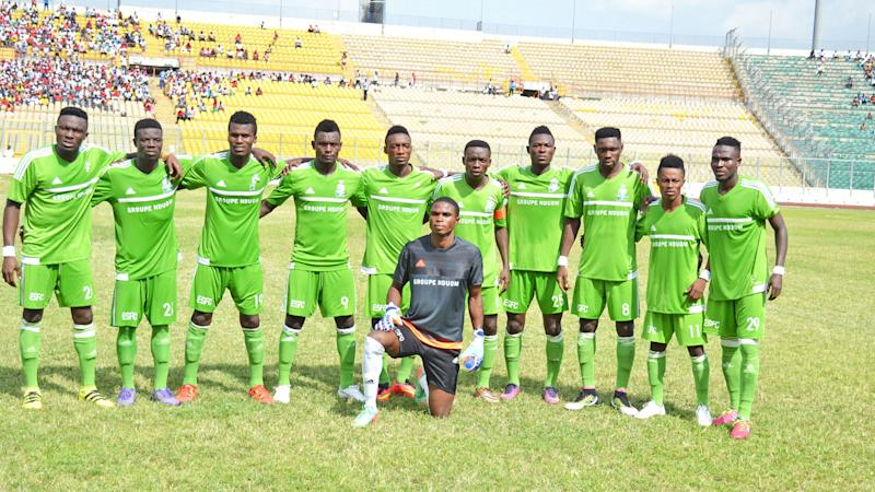 Acheampong praises Sharks players after Ashanti Gold victory in GPL