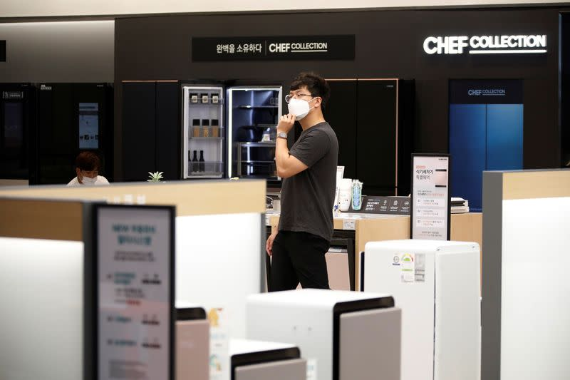 Samsung eyes new opportunities as pandemic ignites demand for home appliances