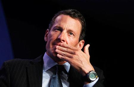 File Photo: Lance Armstrong, founder of the LIVESTRONG foundation, takes part in a special session regarding cancer in the developing world during the Clinton Global Initiative in New York September 22, 2010.  REUTERS/Lucas Jackson/File Photo