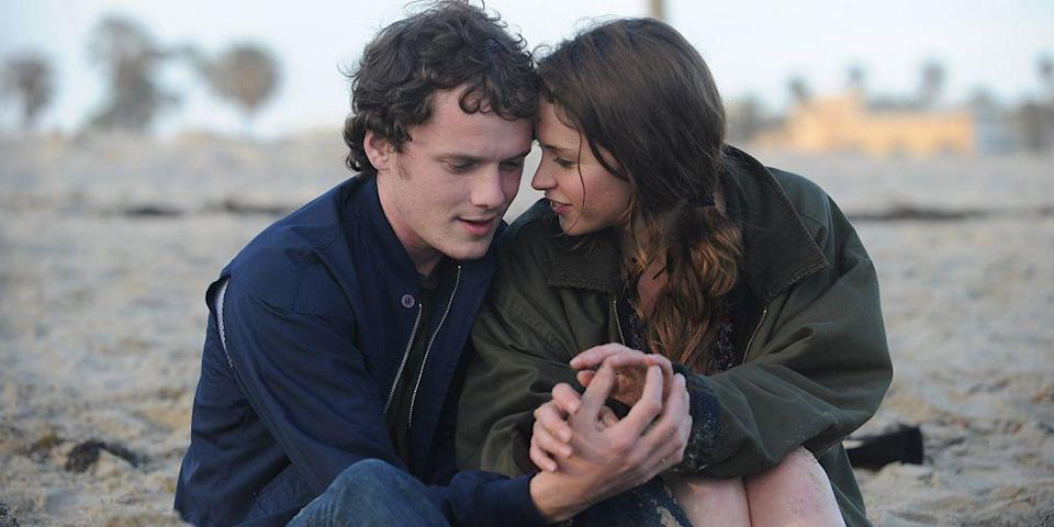 "<p>The top-prize film at Sundance 2011, Drake Doremus's standing-O romantic drama had audiences waxing nostalgic over their first loves. Watching Anton Yelchin and Felicity Jones act out the rocky romance between Jacob and Anna, a couple tested by immigration hardships, will do that. <a class=""link rapid-noclick-resp"" href=""https://www.amazon.com/dp/B0077EC2O4?tag=syn-yahoo-20&ascsubtag=%5Bartid%7C10056.g.6498%5Bsrc%7Cyahoo-us"" rel=""nofollow noopener"" target=""_blank"" data-ylk=""slk:Watch Now"">Watch Now</a></p>"
