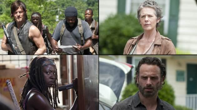 'The Walking Dead' Season 4, Episode 4 'Indifference' -- AMC
