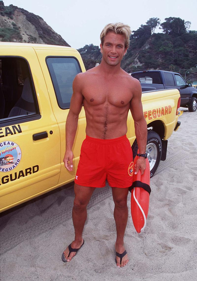 Chokachi says he's hoping Baywatch will be rebooted. (Photo: SGranitz/WireImage)