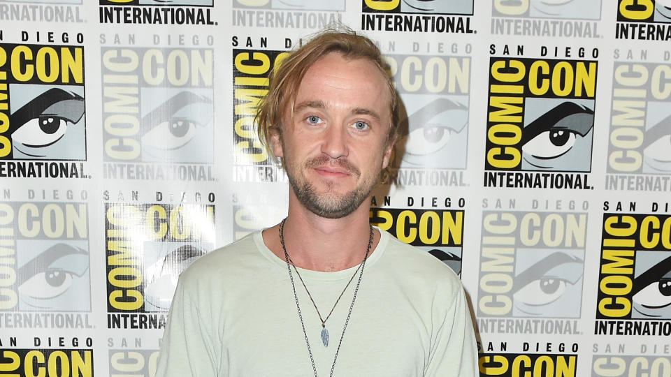 Tom Felton has worked in independent cinema since playing Draco Malfoy in the 'Harry Potter' franchise. (Jerod Harris/Getty Images)