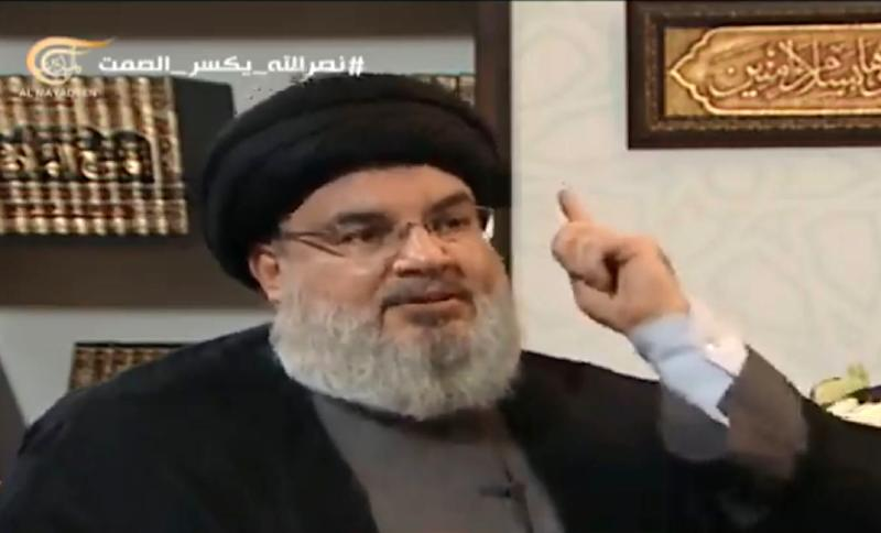 Lebanon's Hezbollah can continue to enter Israel via tunnels, Nasrallah says