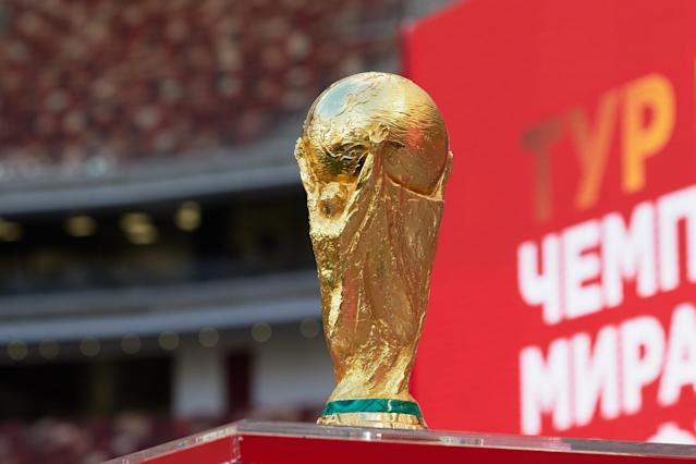 Of the 32 spots at the 2018 World Cup in Russia, 23 have been claimed. (Getty)