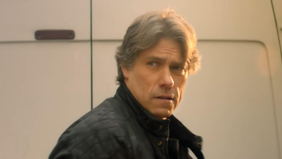 John Bishop has appeared in the new 'Doctor Who' trailer. (BBC)