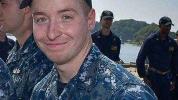 PHOTO: Ohio resident Drake Jacob was identified as one of the ten sailors missing after the USS John S. McCain collided with a merchant ship off the east coast of Singapore, Aug. 21, 2017. (Courtesy Brandie Roberts)