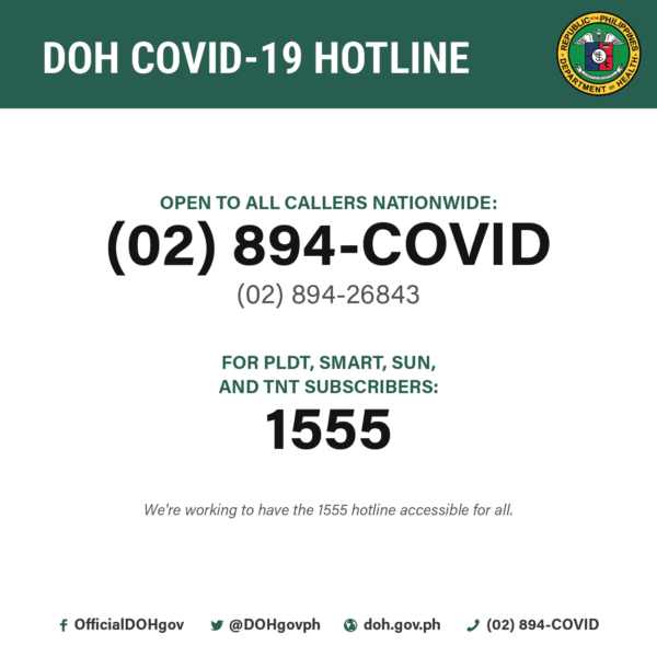 COVID-19 Government Assistance - Coronavirus Free Medical Consultation