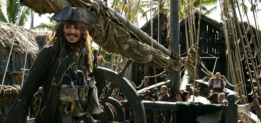 """<p>Johnny Depp reprises his Oscar-nominated role asCaptain Jack Sparrow in 'Pirates of the Caribbean: Dead Men Tell No Tales' (Photo: Disney)<br /><br /> <p></p>  <img alt=""""image"""" width=""""1024"""" height=""""506""""/> <p>Bottle Cap'n</p><p> Johnny Depp as Captain Jack Sparrow in'Pirates of the Caribbean: Dead Men Tell No Tales' (Photo: Disney)<br /> <p></p>  <img alt=""""image"""" width=""""1024"""" height=""""469""""/> <p>The Way We Were</p><p> Javier Bardem as Captain Salazar in a flashback scene from 'Pirates of the Caribbean: Dead Men Tell No Tales'(Photo: Disney)  <p></p>  <img alt=""""image"""" width=""""1024"""" height=""""500""""/> <p>The Walking Dread</p><p> The undead Captain Salazar (Javier Bardem) in 'Pirates of the Caribbean: Dead Men Tell No Tales'(Photo: Disney)  <p></p>  <img alt=""""image"""" width=""""1024"""" height=""""528""""/> <p>Back In Ship Shape</p><p> Javier Bardem as the living Captain Salazar in 'Pirates of the Caribbean: Dead Men Tell No Tales' (Photo: Disney)<br /> <p></p>  <img alt=""""image"""" width=""""1024"""" height=""""534""""/> <p>Message in a Bottle?</p><p> An imagefrom 'Pirates of the Caribbean: Dead Men Tell No Tales' (Photo: Disney)<br /><br /><br /> <p></p>  <img alt=""""image"""" width=""""1024"""" height=""""478""""/> <p>Heat Wave</p><p> A spookyJavier Bardem as Captain Salazar in 'Pirates of the Caribbean: Dead Men Tell No Tales' (Photo: Disney)<br /><br /> <p></p>  <img alt=""""image"""" width=""""1024"""" height=""""492""""/> <p>Sweet Bird of Youth</p><p> Captain Jack Sparrow (Johnny Depp) in a flashback scene, made young with the help of CGI in 'Pirates of the Caribbean: Dead Men Tell No Tales'(Photo: Disney)<br /><br /><br /> <p></p>  <img alt=""""image"""" width=""""1024"""" height=""""467""""/> <p>Cool vs. Ghoul</p><p> Geoffrey Rush as Barbossa (left) faces off with Javier Bardem as Captain Salazar in 'Pirates of the Caribbean: Dead Men Tell No Tales' (Photo: Disney)<br /><br /> <p></p>  <img alt=""""image"""" width=""""1024"""" height=""""529""""/> <p>Keep Your Eye on the Sparrow</p><p> Johnny Depp as Captain Jack Sparrow in 'Pirates of the Caribbean: Dead Men Tell"""
