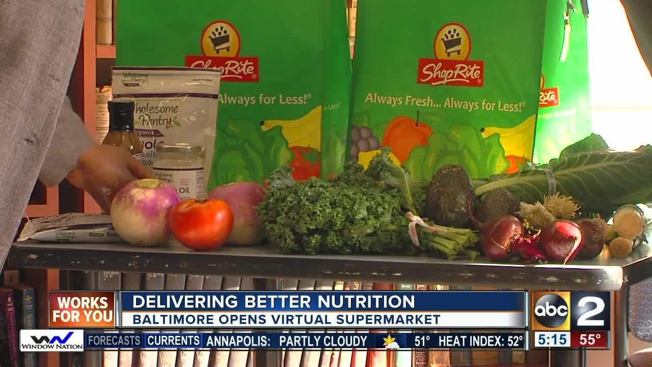 The ShopRite van is making a special delivery at Ruscombe Gardens---a senior housing complex where diabetes, high blood pressure, heart disease and obesity are as much a product of poor eating, as they are symbols of the lack of readily-accessible healthy food.