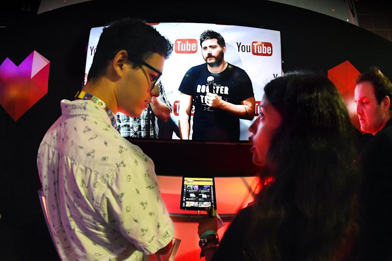 YouTube terminates accounts promoting Twitch streams