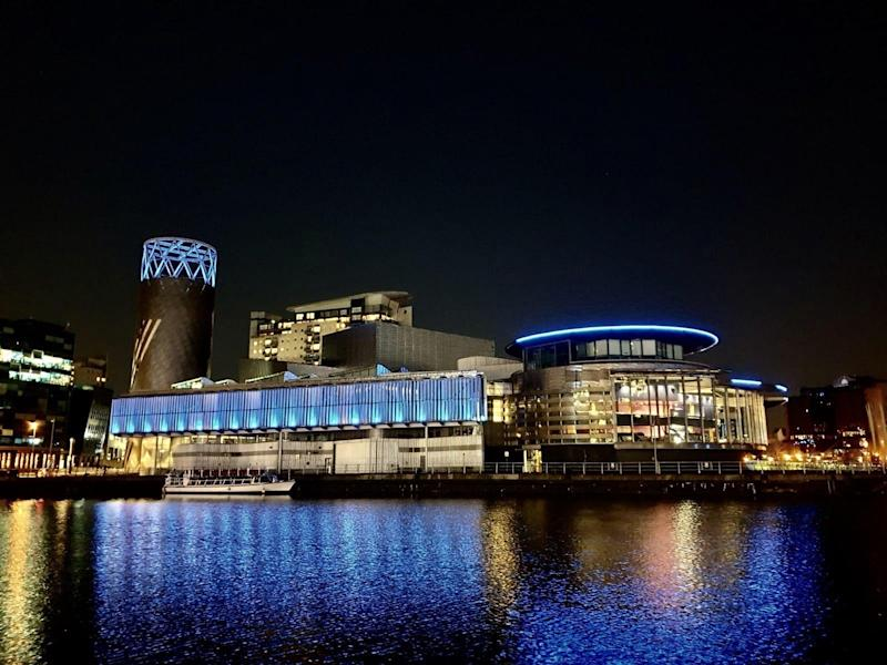 The Lowry hotel in Manchester (The Lowry/PA Wire)