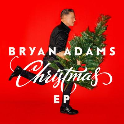 "BRYAN ADAMS RELEASES NEW VIDEO ""JOE AND MARY"" FROM HIS 'CHRISTMAS EP' OUT NOW"