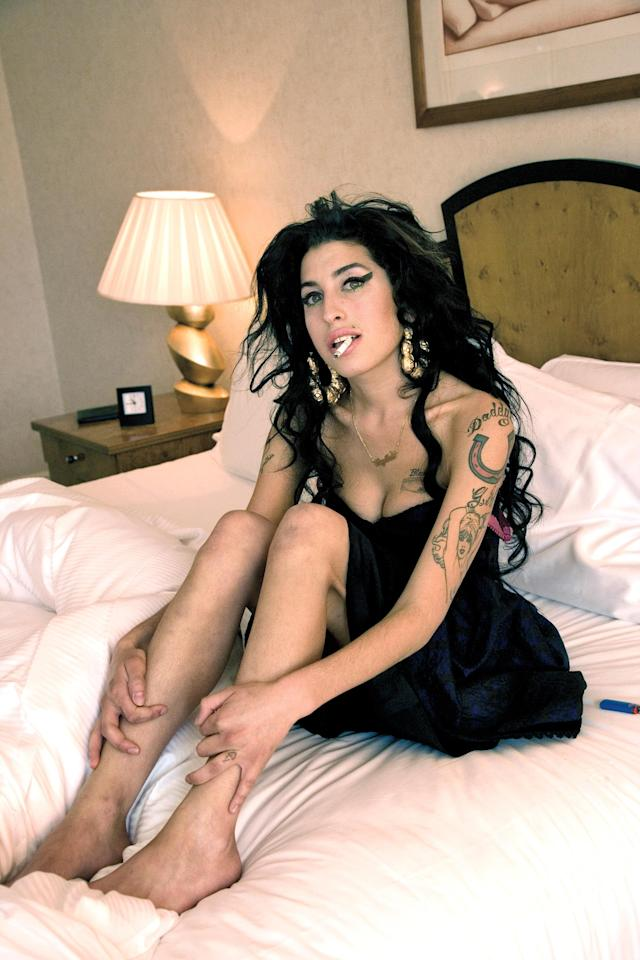 "<p>Amy Winehouse, London, 2005 (Photograph from ""Harry Benson: Persons of Interest"" by Harry Benson, published by powerHouse Books) </p>"