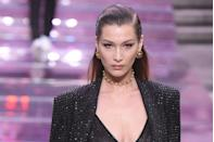 <p>Bella has appeared on runways all over the world, and was first signed to IMG Models back in 2014. She's been on countless magazine covers and has modeled in the Victoria's Secret fashion show several times, making it easy to think she's been on the scene for much longer.</p>